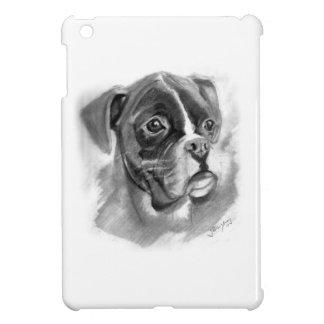 Boxer-Hundekunst iPad Mini Hülle