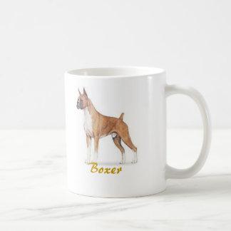 Boxer, Hundeliebhaber reichlich! Kaffeetasse