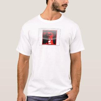 Boxer im roten Shirt - besonders angefertigt