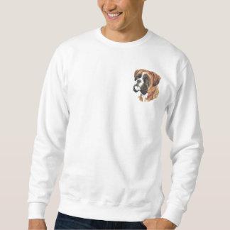 Boxer-Kopf Sweatshirt