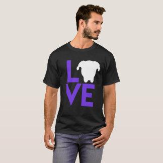 Boxer-Liebe T-Shirt