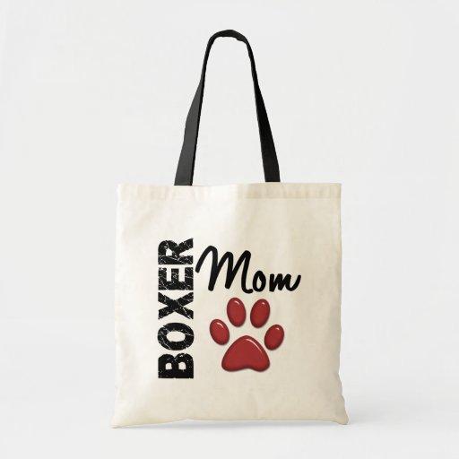 Boxer-Mamma 2 Einkaufstasche