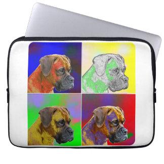 Boxer-Neopren-Laptop-Hülse Computer Sleeve Schutzhüllen
