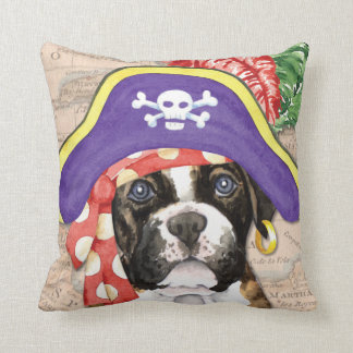 Boxer-Pirat Kissen
