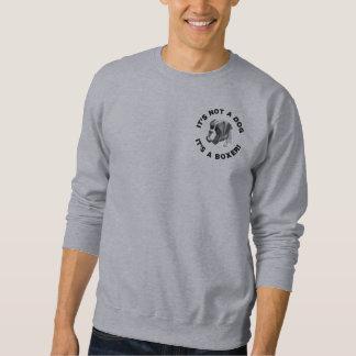 Boxer-Regel-Sweatshirt Sweatshirt