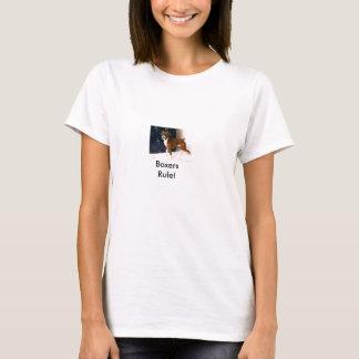 Boxer-Regel! T-Shirt