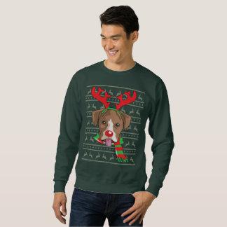 Boxer T - Shirt-lustiges Sweatshirt