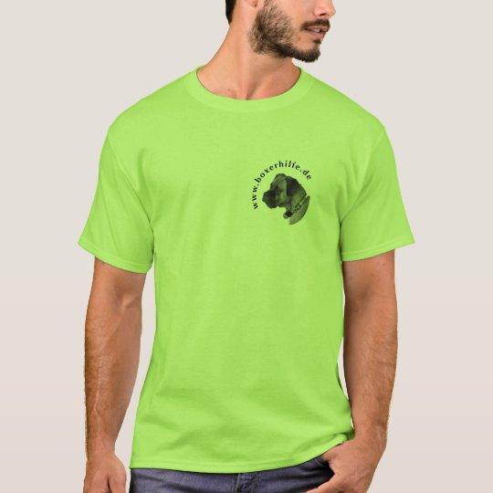 Boxerhilfe T-Shirt