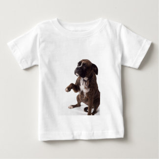 Boxerhund Baby T-shirt