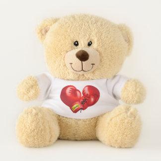 Boxhandschuh-Entwurfs-Teddybär Teddybär