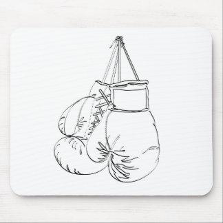 Boxhandschuhe II Mauspads