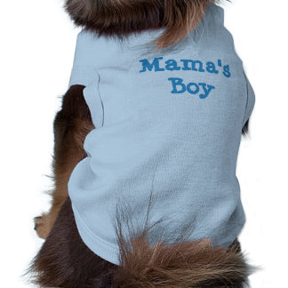 Boy Doggie T-Shirt Mutter