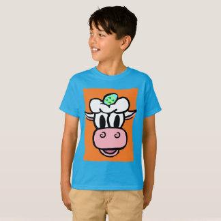 BOY/GIRL OSTERN -- Eiscreme-Kuh FEIERTAG Reihe T-Shirt