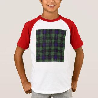 Boyd Clan karierter schottischer Kilt Tartan T-Shirt