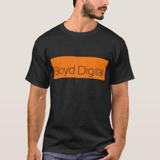 Boyd Digital schwarzer T - Shirt
