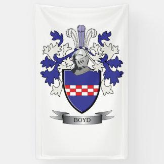 Boyd Familienwappen-Wappen Banner