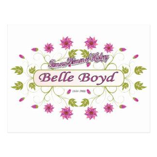 Boyd ~ Schönheit Boyd ~ berühmte amerikanische Postkarte