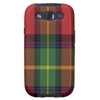 Boyd schottischer Tartan Samsung rufen Fall an Schutzhülle Fürs Galaxy SIII
