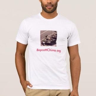 Boykott-China T-Shirt