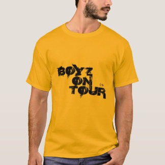 BOYZ AN AUSFLUG, 09 T-Shirt