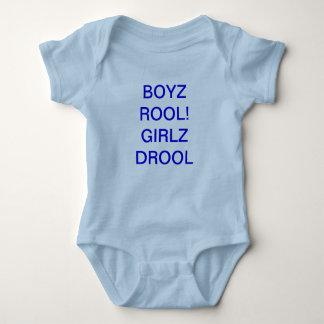BOYZ ROOL! GIRLZ GEIFER T SHIRT