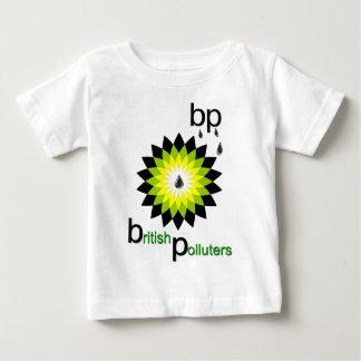 BP: Britische Verschmutzer Baby T-shirt