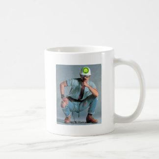 BP villiage Leute-Typ Kaffeetasse