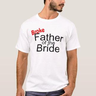 Brach Vater der Braut T-Shirt