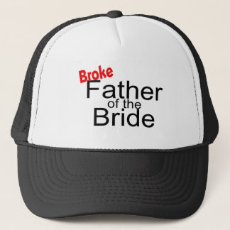 Brach Vater der Braut Truckerkappe