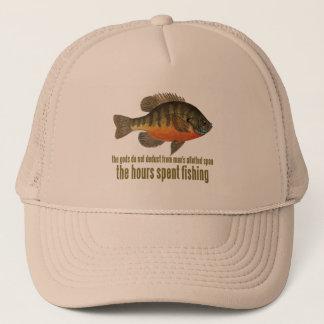 Brachsen-Fischen Truckerkappe