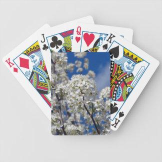 Bradford-Birnen-Blüte Bicycle Spielkarten