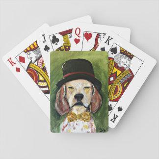 Bradley Barkford, Herzog von Houndsville Spielkarten