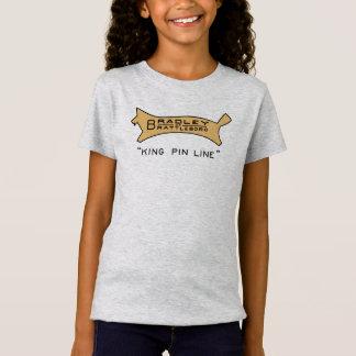 Bradley von Brattleboro König Pin Line Logo Shirt