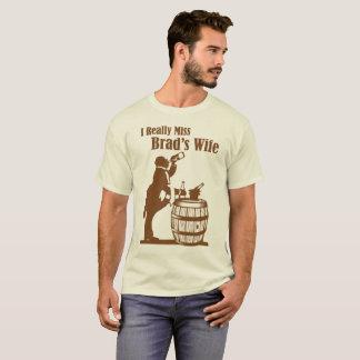 Brads Ehefrau T-Shirt