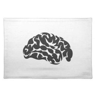 Brain6 Tischset