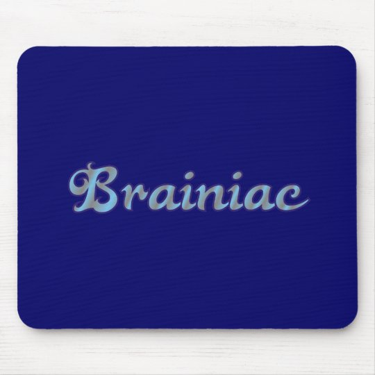 brainiac mousepads