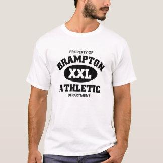 Brampton athletische Abteilung T-Shirt