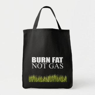 Brand-Fett-nicht Gas Einkaufstasche