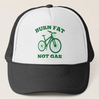 Brand-Fett-nicht Gas Truckerkappe