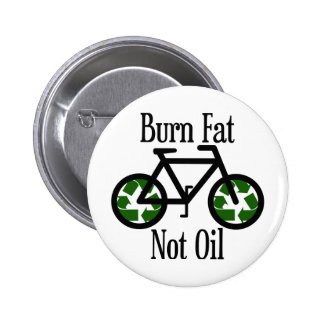 Brand-Fett-nicht Öl Anstecknadelbutton