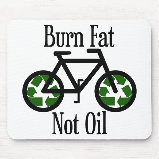 Brand-Fett-nicht Öl Mousepad
