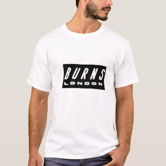 Brand-London-Gitarren T-Shirt