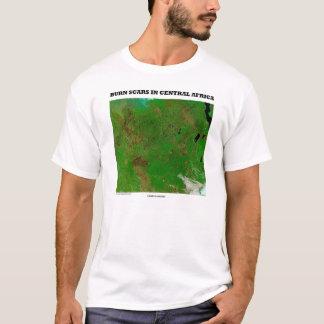 Brand schrammt in Zentralafrika (Bild-Erde) T-Shirt
