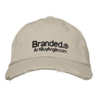 Branded® Geistabnutzung Bestickte Kappe