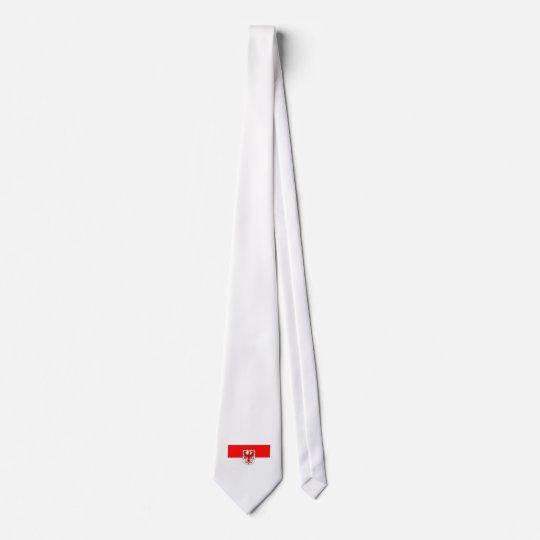 Brandenburg Flagge Personalisierte Krawatte