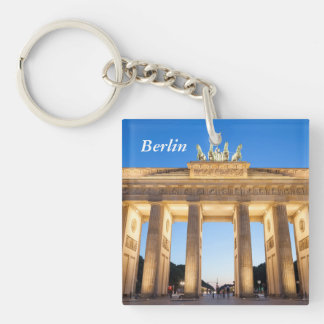 Brandenburger Felsen Berlin Schlüsselanhänger