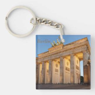 Brandenburger Felsen in Berlin Schlüsselanhänger