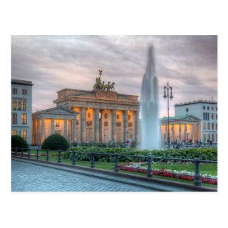 Brandenburger Felsen Postkarte