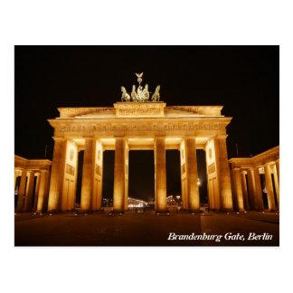 Brandenburger Tor, Berlin Postkarte