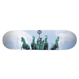 Brandenburger Tor - Brandenburger Felsen 18,1 Cm Old School Skateboard Deck